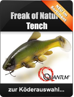 Freak of Nature - Tench